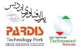 Pardis Technology ParkIran National Technomart Network logo