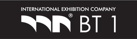 International Exhibition Company BT 1 logo